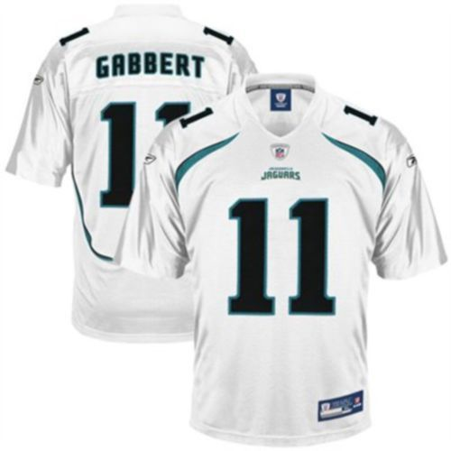 cheap for discount 94e13 a5350 Jaguars #11 Blaine Gabbert White Stitched NFL Jersey | Cheap ...